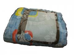 Children's quilt, 120*140sm, filler of 100%