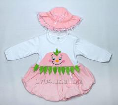 Dress for newborns