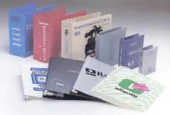 Папки и обложки для деловых бумаг