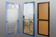 Doors aluminum