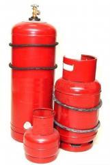 Mix gas-liquid