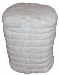 Cotton wool of Tyufyachnaya of own production