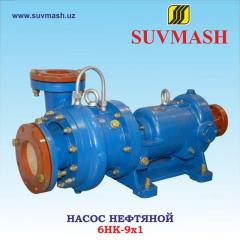 Pumps oil 6HK-9x1