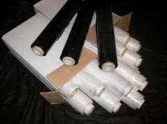 Пакеты из полиэтилена высокой плотности