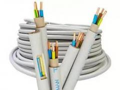 Провода и кабели электрические изолированные