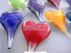 Products glass handwork