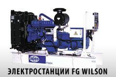 FG Wilson Diesel-generator Installation (DGI)