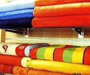 Products are textile