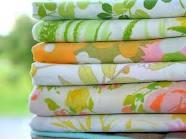 Bed cloths cotton
