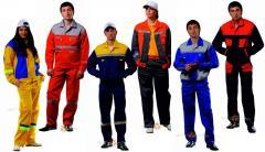 Спецодежда и рабочая одежда