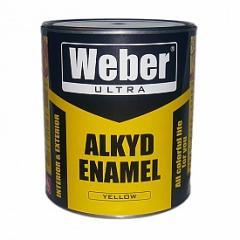 "Weber ""STANDART"" alkyd enamel"