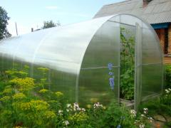 Film for greenhouses
