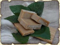 Natural Silk soap