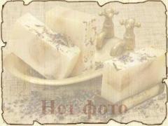 Natural soap Sal