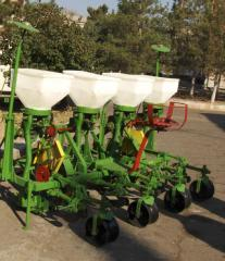 Seeder cotton SChH-4B