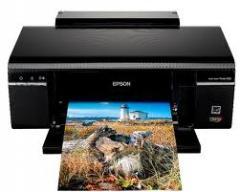 Принтер струйный цветной Epson Stylus Photo P50