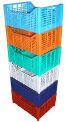 The box the plastic size is 30х40х18 cm.