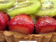 Cakes berry