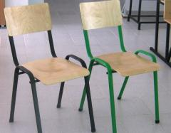 Chairs for school students