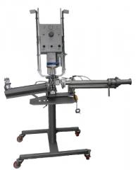 Klipsator semi-automatic dvukhskrepochny KH-22C