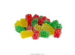 Фруктовые конфеты