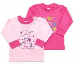 Undershirts for girls (Crockid)