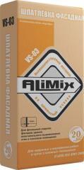 "Filling front ""AliMix"""