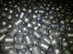 The grinding spheres,  tsilpebsa pig-iron