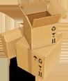 Four-valve box