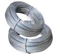 Wire galvanized diameter of 2 mm.