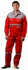 Одежда рабочая W-2003