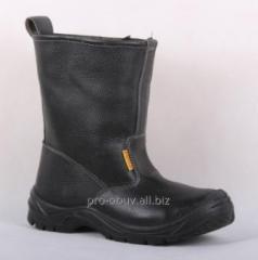 Semi-boots are molding.