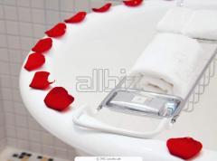 Ванна чугунная овальная