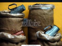 Льняные мешки