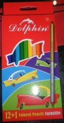 "Набор цветных карандашей ""Dolphin"""