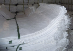 Bags polypropylene woven from 25 – to 120 kg