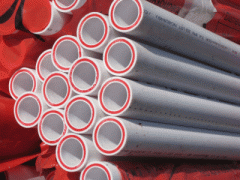Pipelines from polypropylene
