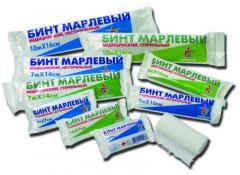 Салфетки марлевые медицинские