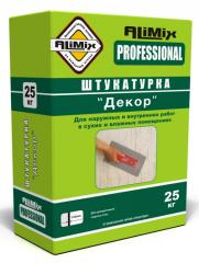 Decorative AliMix plaster Decor