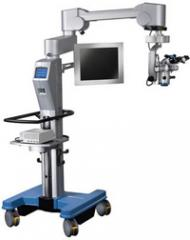Operational ophthalmologic microscope of ALLEGRA