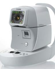 Contactless tonometer of HNT-7000