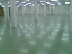 Наливные полиуретановые полы