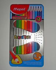 Карандаши цветные Maped Color'Peps