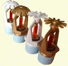 Rociadores de agua