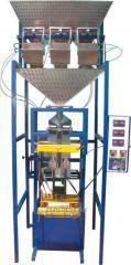 Μηχανήματα και εξοπλισμός πλήρωσης και συσκευασίας