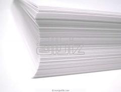 Бумага писчая офисная