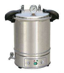 Autoclaves are laboratory