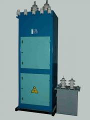 Complete transformer substation single-phase KTPO