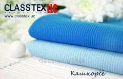 Fabrics knitted
