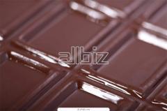 Chocolate tiled
